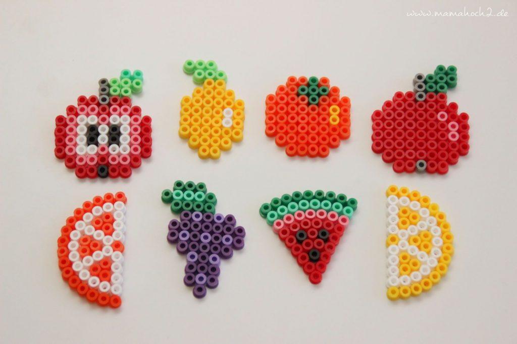 DIY Bastelanleitung Süßigkeiten Kinderküche Kaufmannsladen aus Bügelperlen (9)