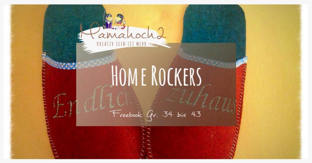 Freebook Home Rockers - kostenfreies Schnittmuster ⋆ Mamahoch2