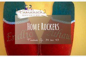 Freebook kostenloses Schnittmuster Home Rockers
