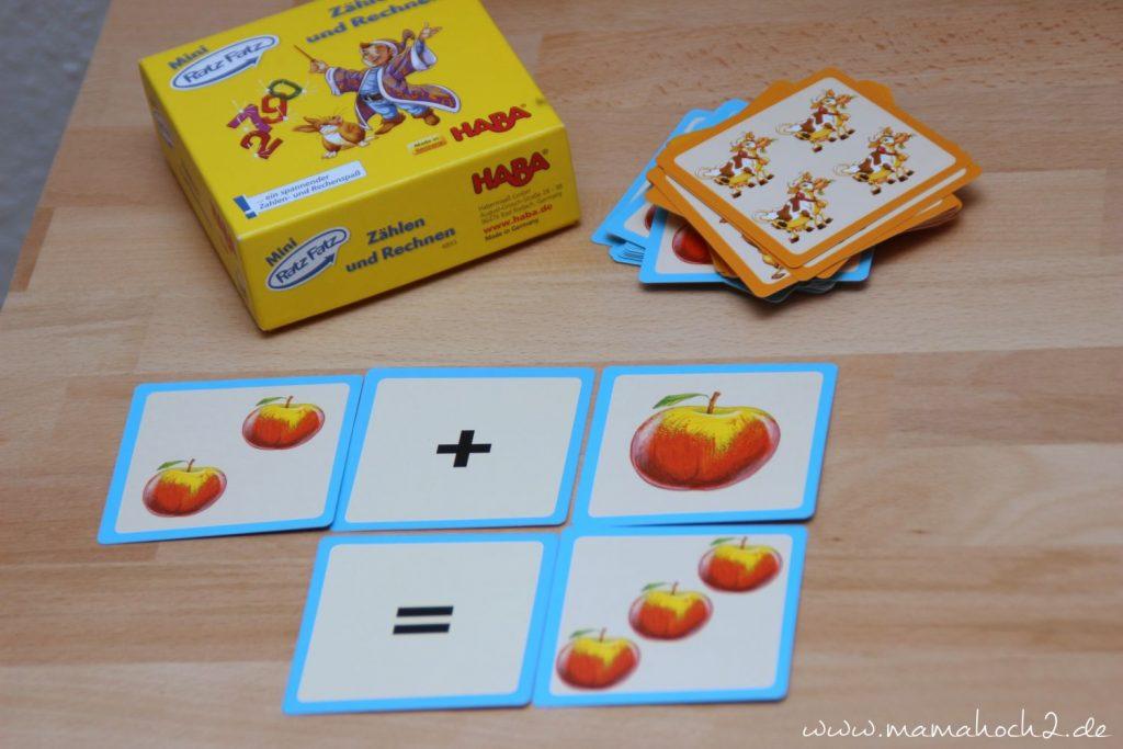 Haba Spiel rechnen und zählen lernen (2)