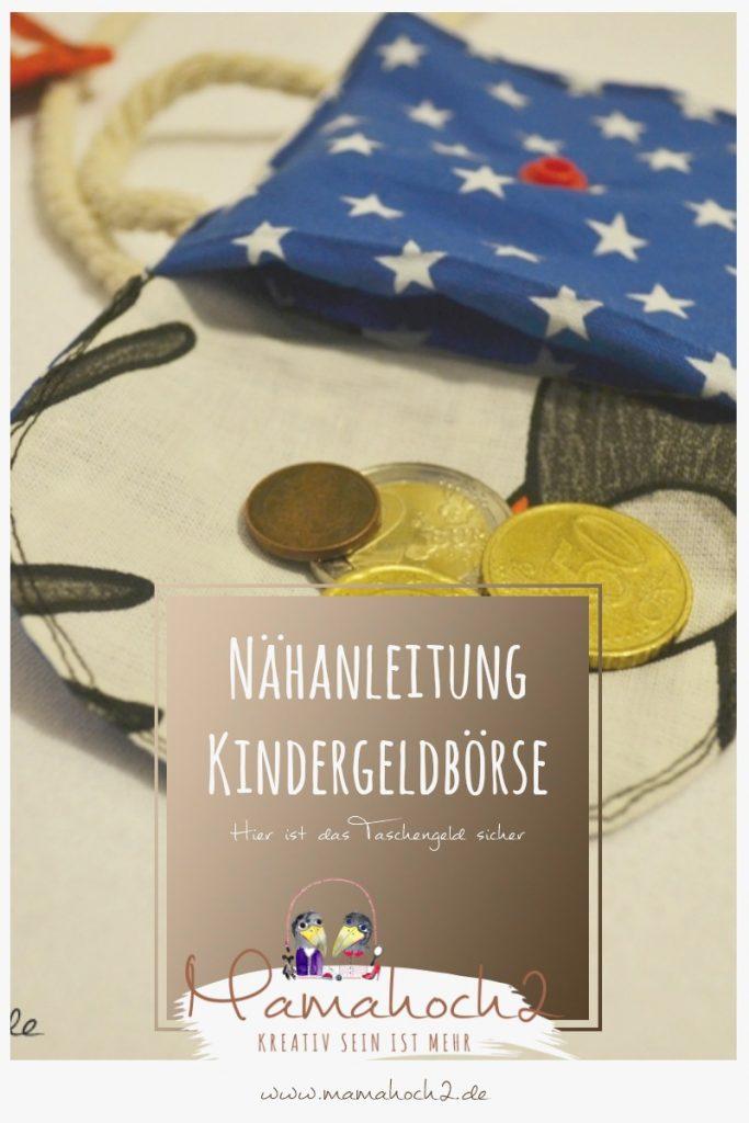 Kindergeldbörse – Kindergeldbeutel – Geldbeutel – Nähanleitung 19