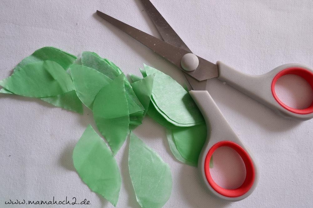 Kirschblüten aus Seidenpapier – Bastelanleitung (11)