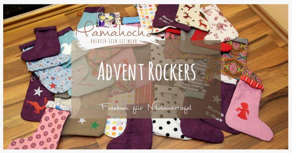 Advent Rockers - ein weihnachtliches Freebook ⋆ Mamahoch2