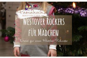 Nähanleitung Freebook kostenloses Schnittmuster Westover Rockers Mädchen