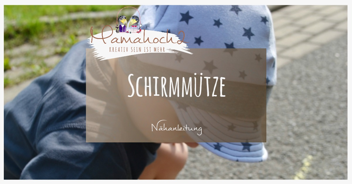 Mütze mit Schirm ⋆ Mamahoch2