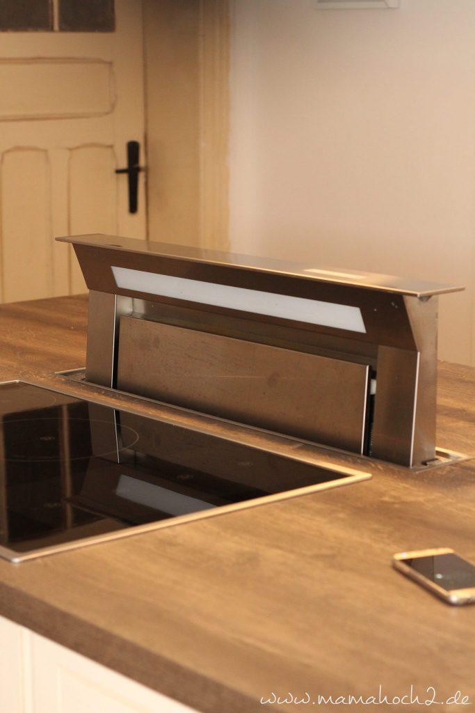 integrierte dunstabzugshaube küche landhausküche familienküche landhaus skandinavisch diele kinderküche (16)
