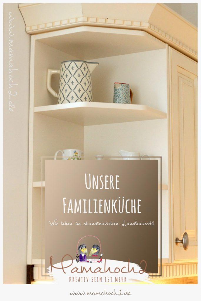 Unsere kinderfreundliche Familienküche - Achtung, hier kocht die ...