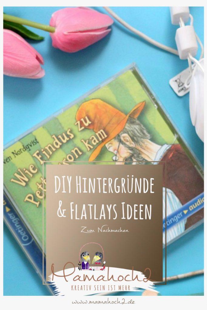 DIY Fotohintergründe & Flatlays Ideen Tipps zum Nachmachen