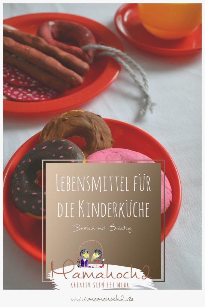 DIY – Lebensmittel aus Salzteig für Kinderküche 14