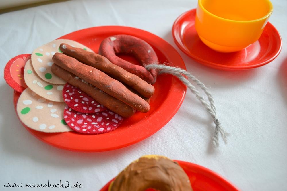 DIY – Lebensmittel aus Salzteig für Kinderküche 15