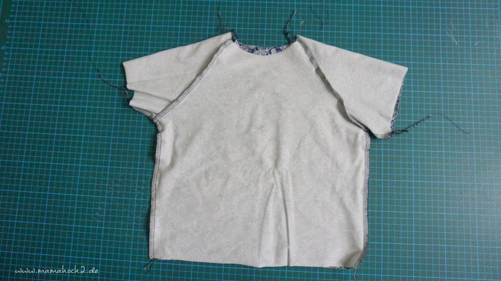 Nähanleitung Kleid Volant mit Musselin (10)