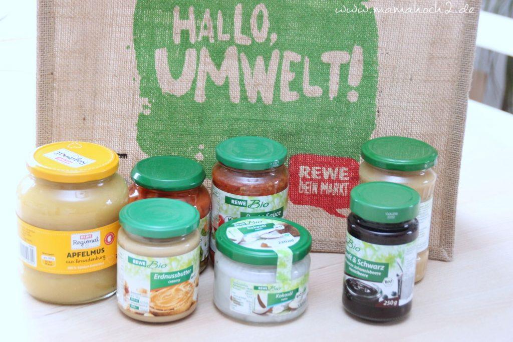 REWE Bio Produkte Gläser (4)