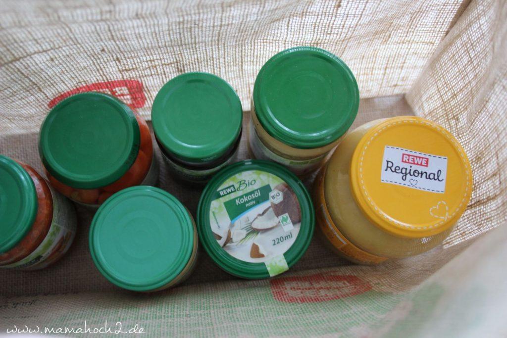 REWE Bio Produkte Gläser (7)