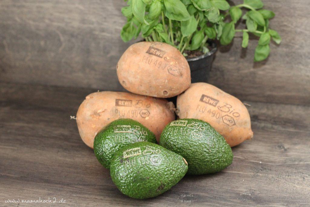 REWE natürliches kontaktloses Labeling von Obst und Gemüse (4)