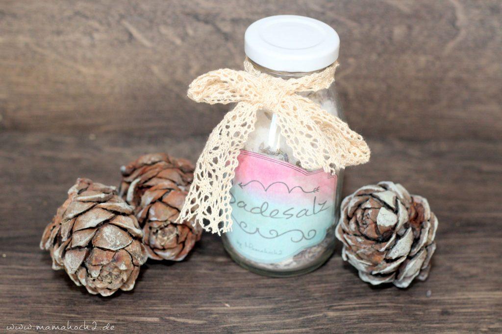badesalz selber machen diy lavendel blüten (4)