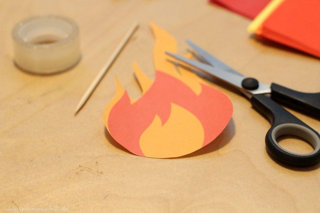feuerwehrparty diy ideen kindergeburtstag firefighter party inspiration (10)