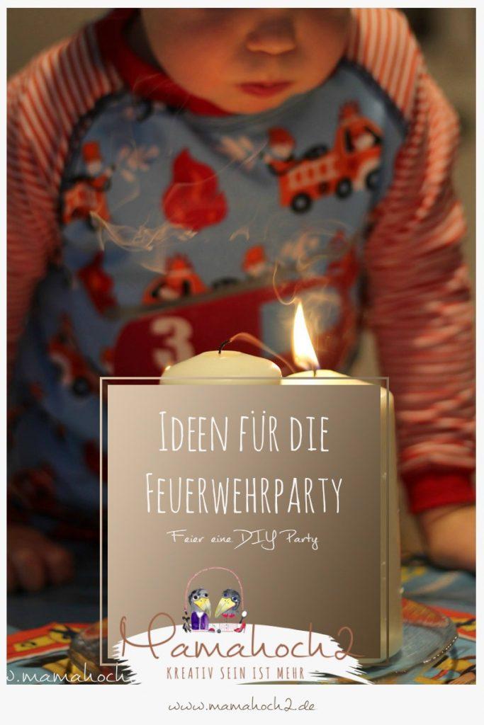 feuerwehrparty diy ideen kindergeburtstag firefighter party inspiration (30)