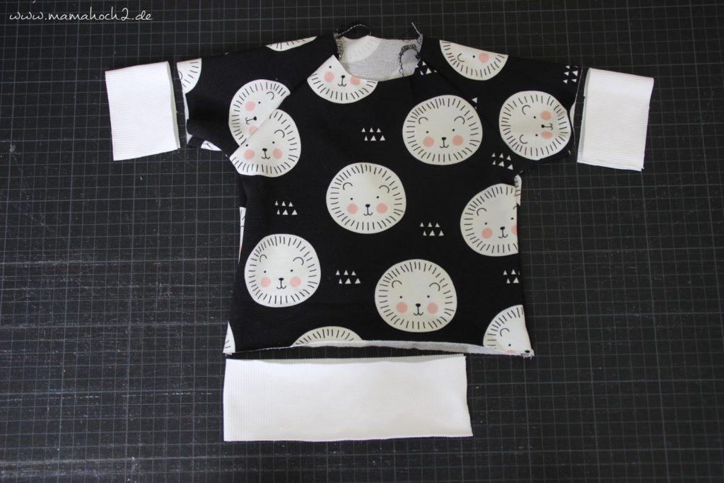 Schnittmuster Nähanleitung baby T Shirt Autumn Rockers Mini und Baby (17)