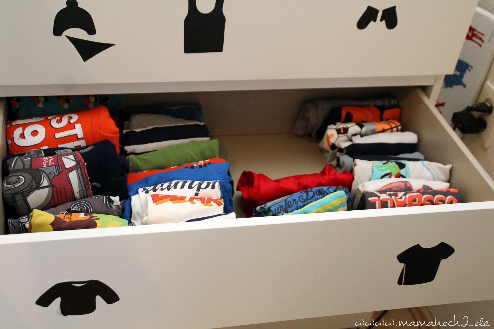 kleiderschrank ausmisten ordnung im kleiderschrank
