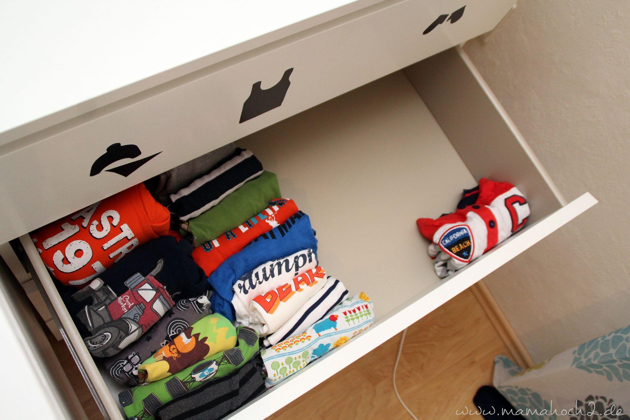 kleiderschrank ausmisten ordnung im kleiderschrank kinderzimmer minimalismus entrümpeln system (5)