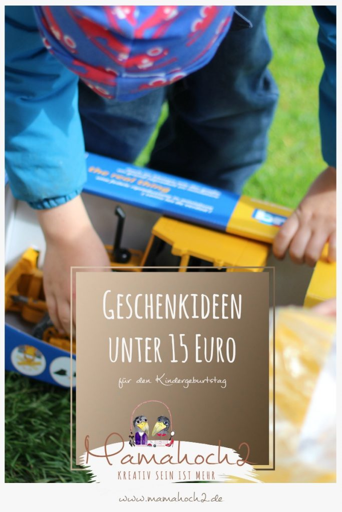 Geschenkideen bis 15 euro