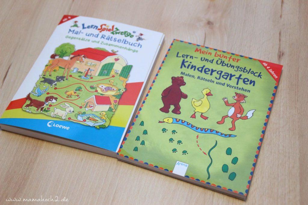 Rätselhefte für Kinder (1)