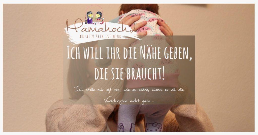 erziehung mamablog baby nähe elternbett mama tagebuch