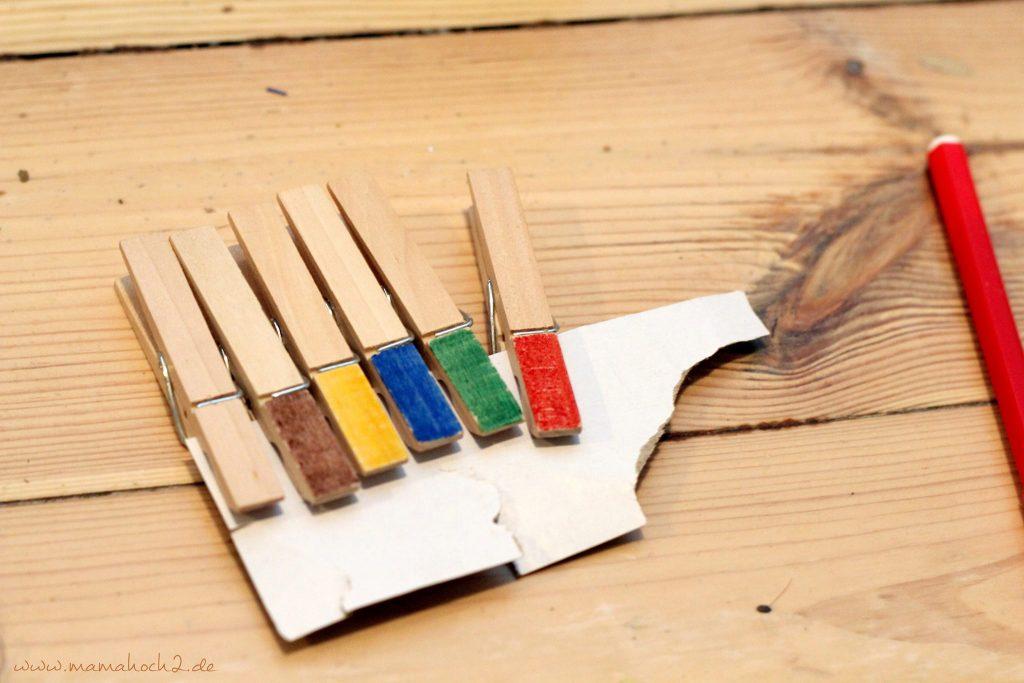 klammern lernspiele montessori für zu hause lernen fürs leben diy kinder (7)