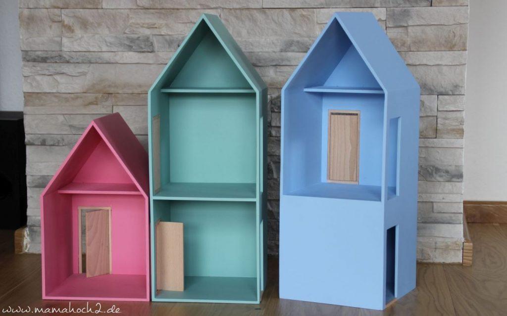 Puppenhäuser aus Holz Puppenhaus System von Helga Kreft (1)