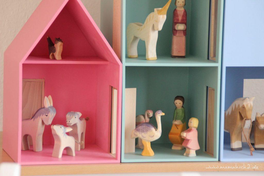 Puppenhäuser aus Holz Puppenhaus System von Helga Kreft (2)