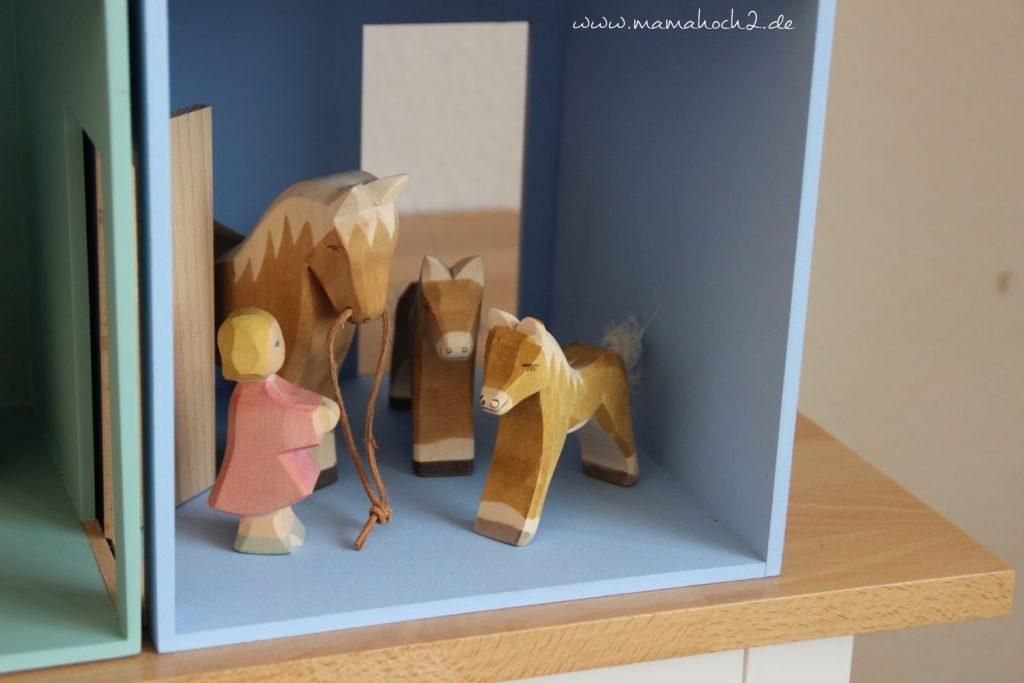 Puppenhäuser aus Holz Puppenhaus System von Helga Kreft (3)