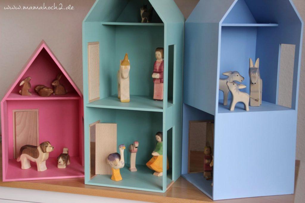 Puppenhäuser aus Holz Puppenhaus System von Helga Kreft (4)