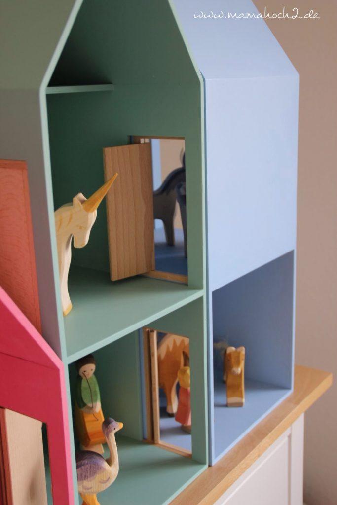 Puppenhäuser aus Holz Puppenhaus System von Helga Kreft (5)