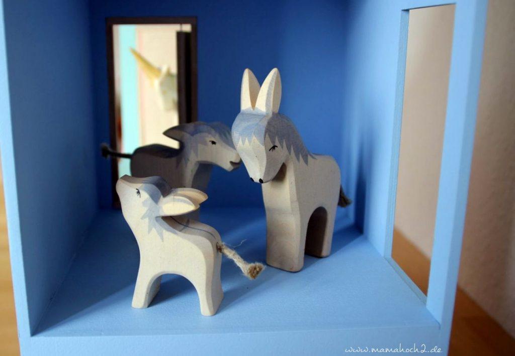 Puppenhäuser aus Holz Puppenhaus System von Helga Kreft (6)