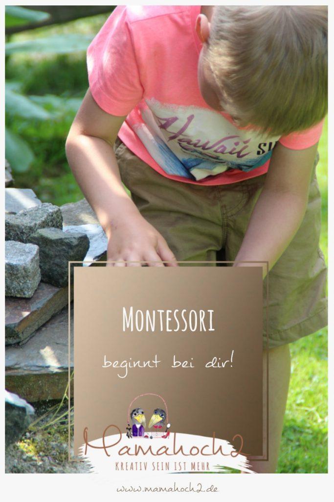 montessori beginnt bei dir erziehung