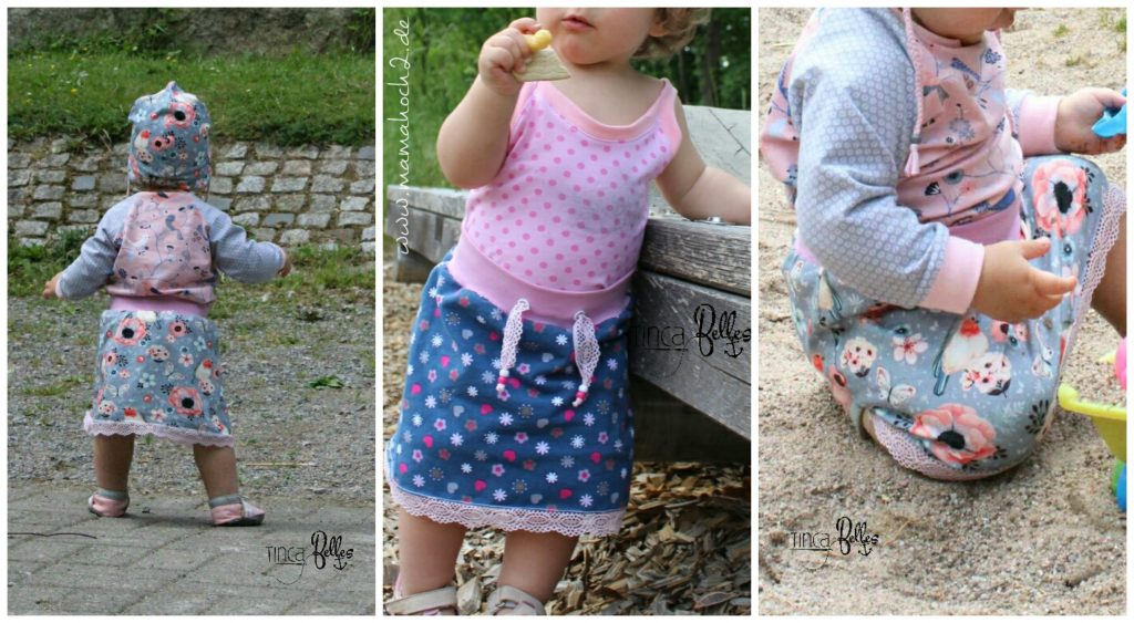 Collage Rock aus Babypumprockers