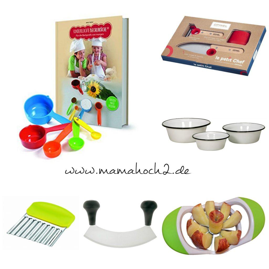 Küchenzubehör für Kinder Küchenwerkzeuge Montessori