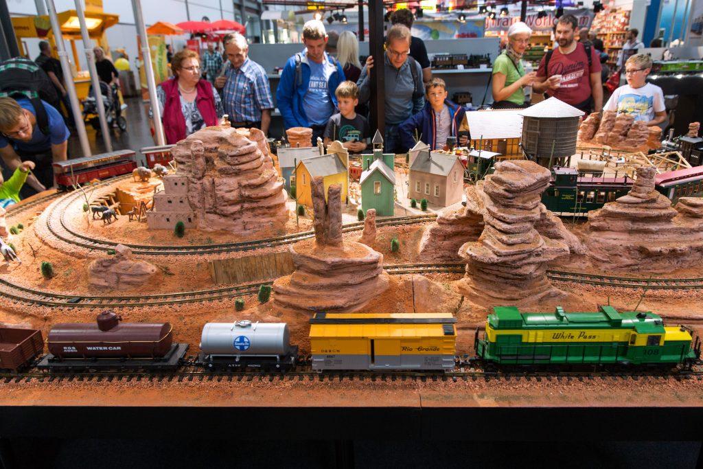 """Messe """"modell-hobby-spiel"""" am 02.10.2016 auf der Leipziger Messe"""