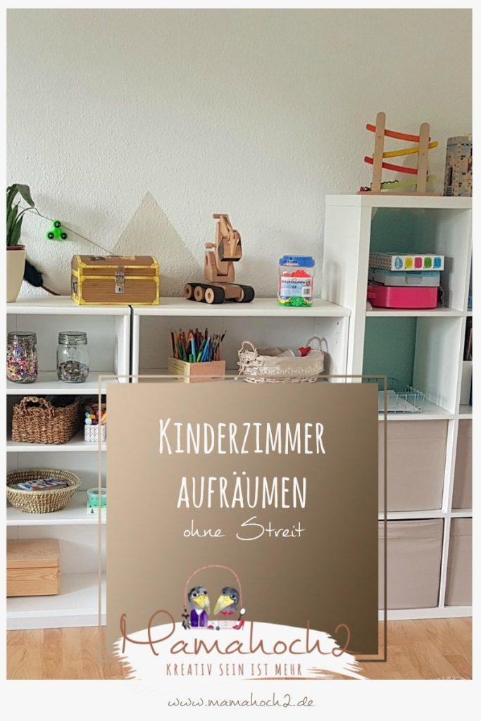 erziehung kinderzimmer aufräumen ohne streit