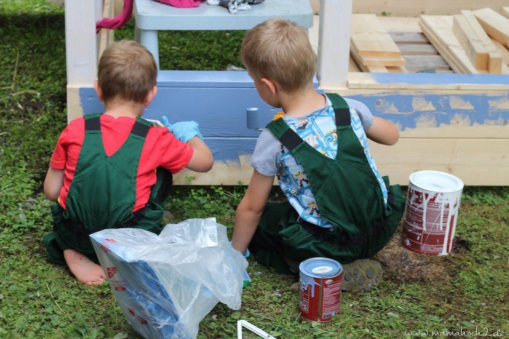 isidor spielturm kinder garten