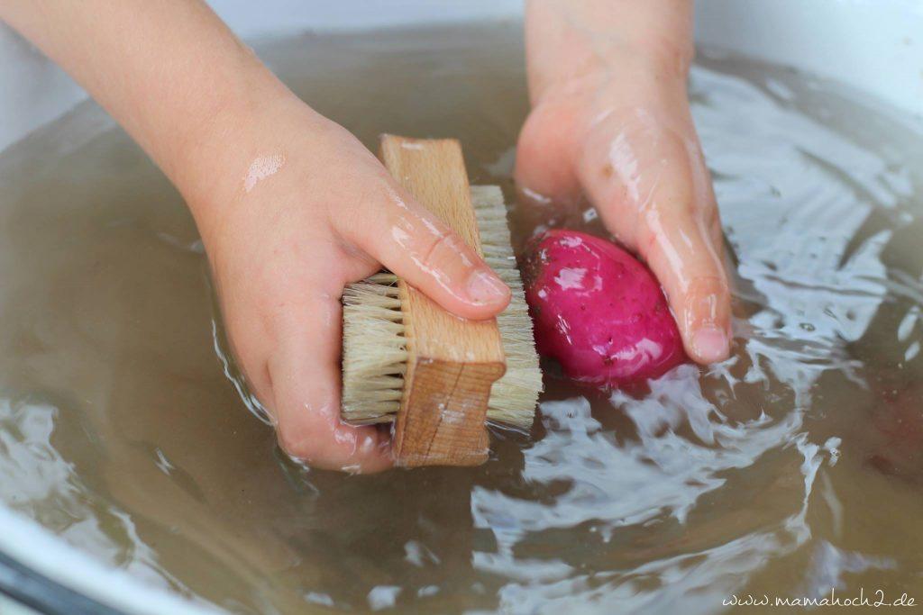 kinder in der küche kochen für kinder montessori selbständig sein (1)