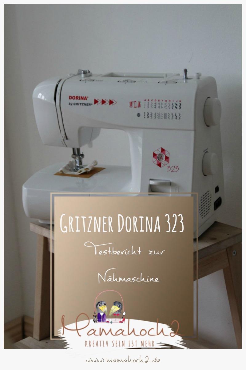 Nähmaschine Gritzner Dorina 323 im Test (4)
