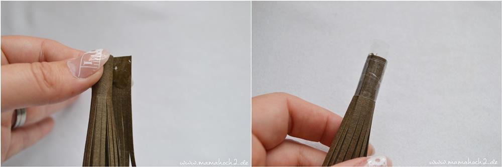 SnapPap . Basteln aus SnapPap . Quaste aus SnapPap (4)