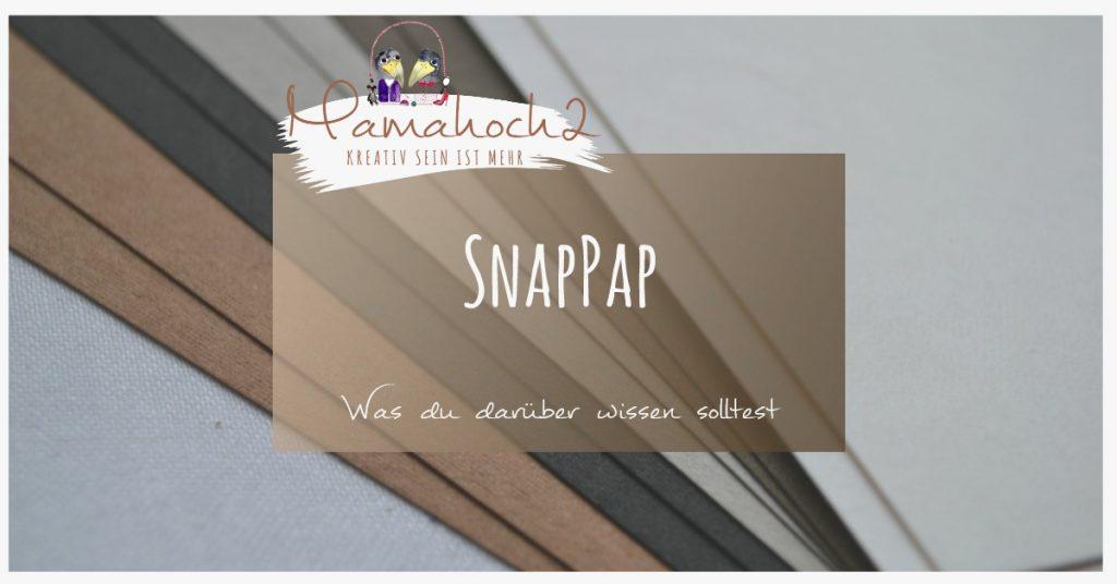 SnapPap . Eigenschaften über SnapPap