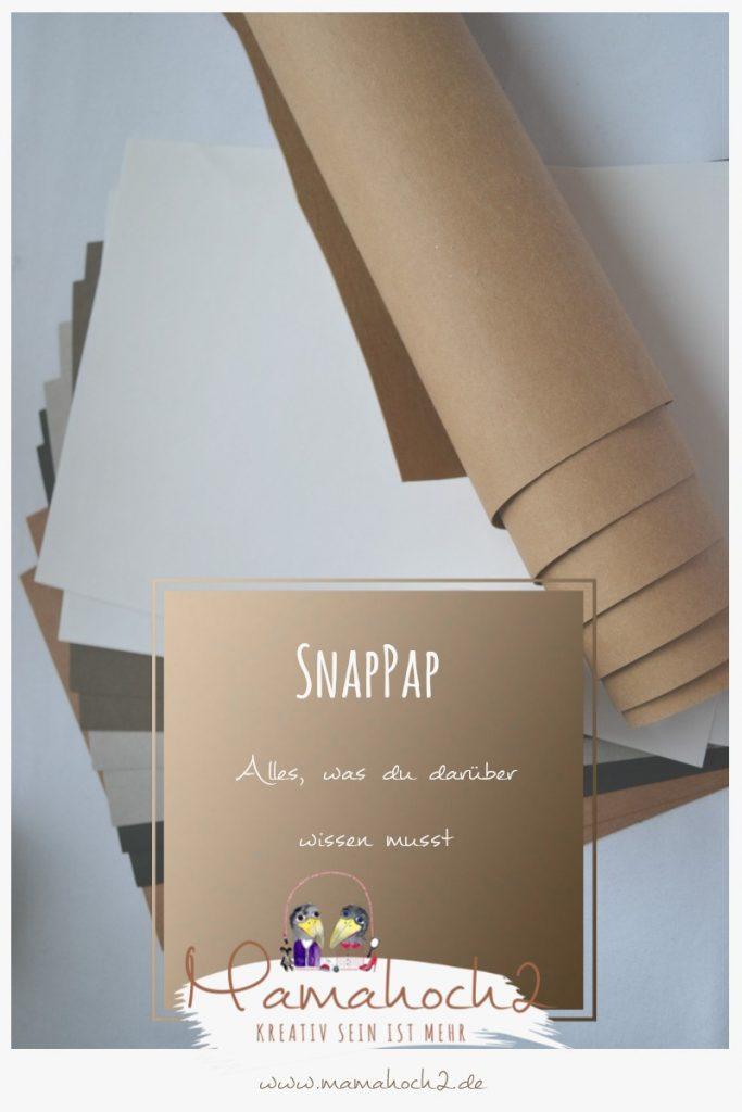 SnapPap . Eigenschaften zu SnapPap