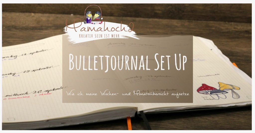 bullet journal bujo bulletjournaling weekly spread set up