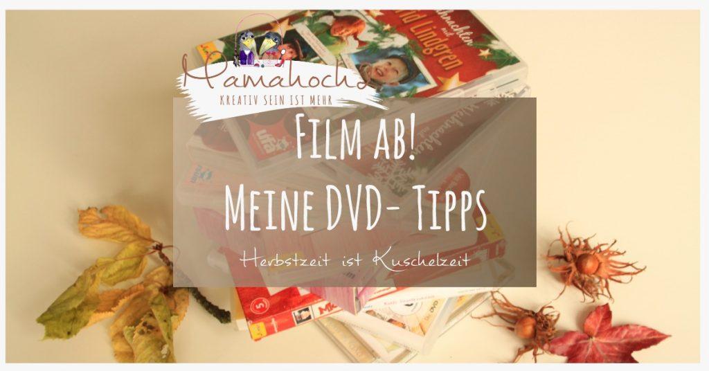 DVD Tipps, Blogbild, Kinderfilme