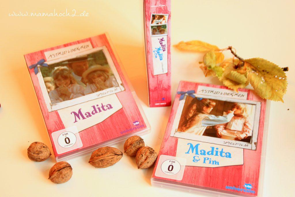 DVD Tipps Filme Kinderfilme Astrid Lindgren Madita
