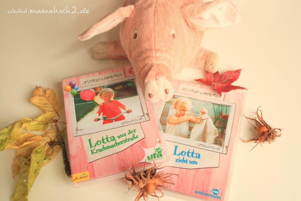 DVD Tipps, Kinderfilme, Lotta, Astrid Lindgren