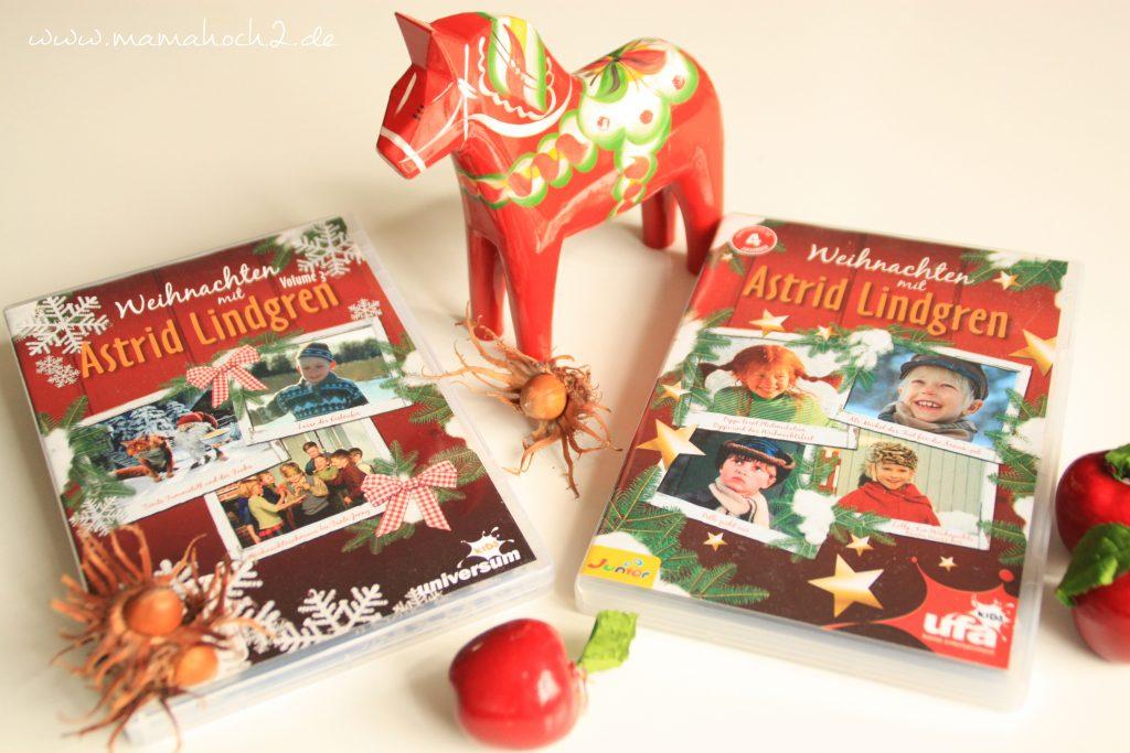 DVD Tipps, Kinderfilme, Weihnachten, Astrid Lindgren